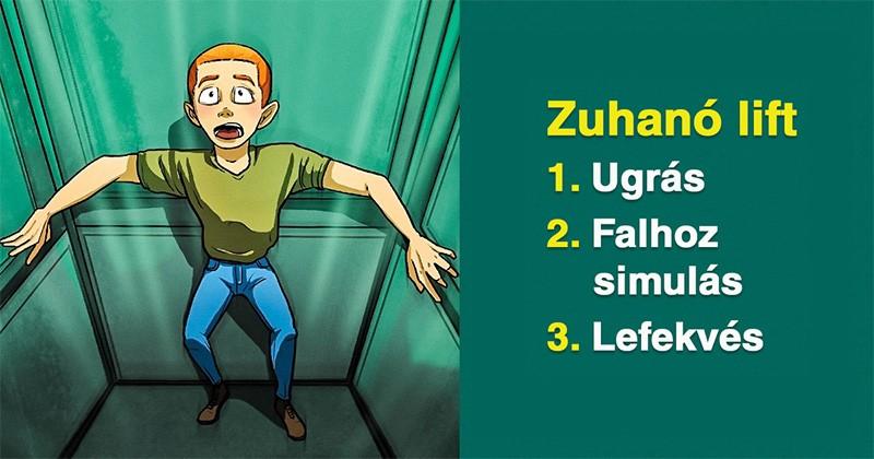 Kvíz: Életben tudnál maradni ebben a 8 életveszélyes helyzetben?
