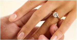 Miért a negyedik ujjon viseljük a jegygyűrűt?
