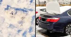 20 látványos pillanat, amivel csak télen találkozhat az ember