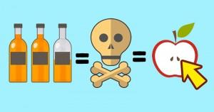 14 mindennapi fogyasztási cikk, ami nagy mennyiségben akár halált is okozhat